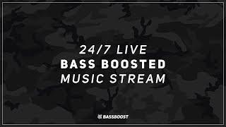 Bass Boost || 24/7 Bass Boosted Music Radio Livestream | Trap, EDM, Bounce, Chill & Rap
