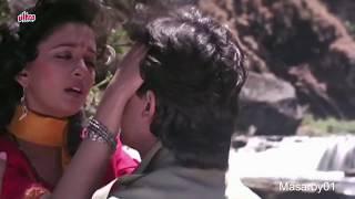 Humne Ghar Chhoda Ha Madhuri Dixit, Aamir Khan