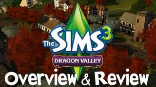 The Sims 3 Dragon Valley: Overview & Gameplay