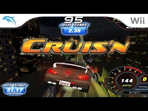 Cruis'n | Dolphin Emulator 5.0-9717 [1080p HD] | Nintendo Wii