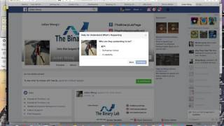 """How To Recognize """"Fake Julian Wong FB Profiles"""" Out To Scam Binary Option Traders"""