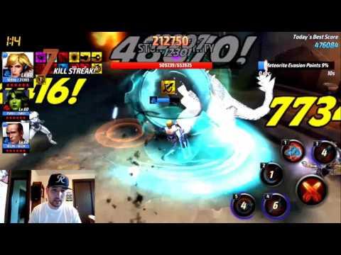 Extreme Alliance Battle Open Day! Sharon Rogers 360K! Better Than Strange? - Marvel Future Fight