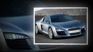 Audi LeMans Concept Videos