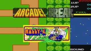 Rally-X (Arcade, 1980) - Video Game Years History