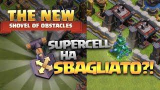 SUPERCELL HA SBAGLIATO? CLAMOROSO! - Nuovo ostacolo e artefatti NATALIZI🎄! - Clash of clans ita