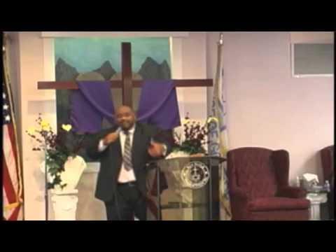 August 15, 2014 Pastor Eric Scott -  Thank God for the Noise
