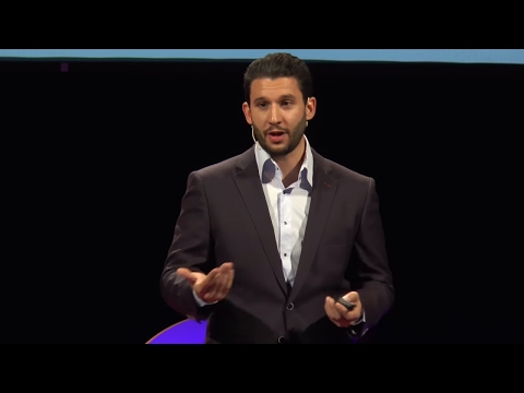 THE POWER OF DECISION-MAKING | BENEDIKT AHLFELD | TEDxGraz
