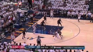LA Clippers vs Utah Jazz - Full Game Highlights | Game 6 | 2017 NBA PLAYOFFS| April 28, 2017