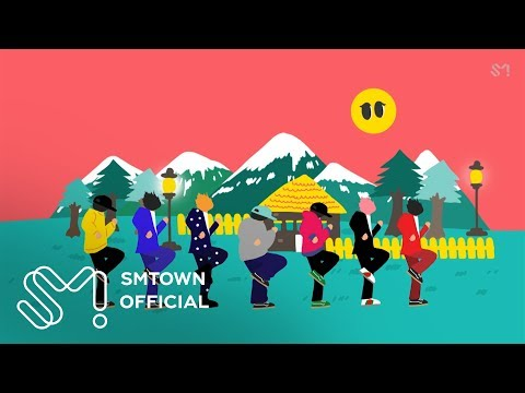 STATION SUPER JUNIOR 슈퍼주니어 Super Duper MV