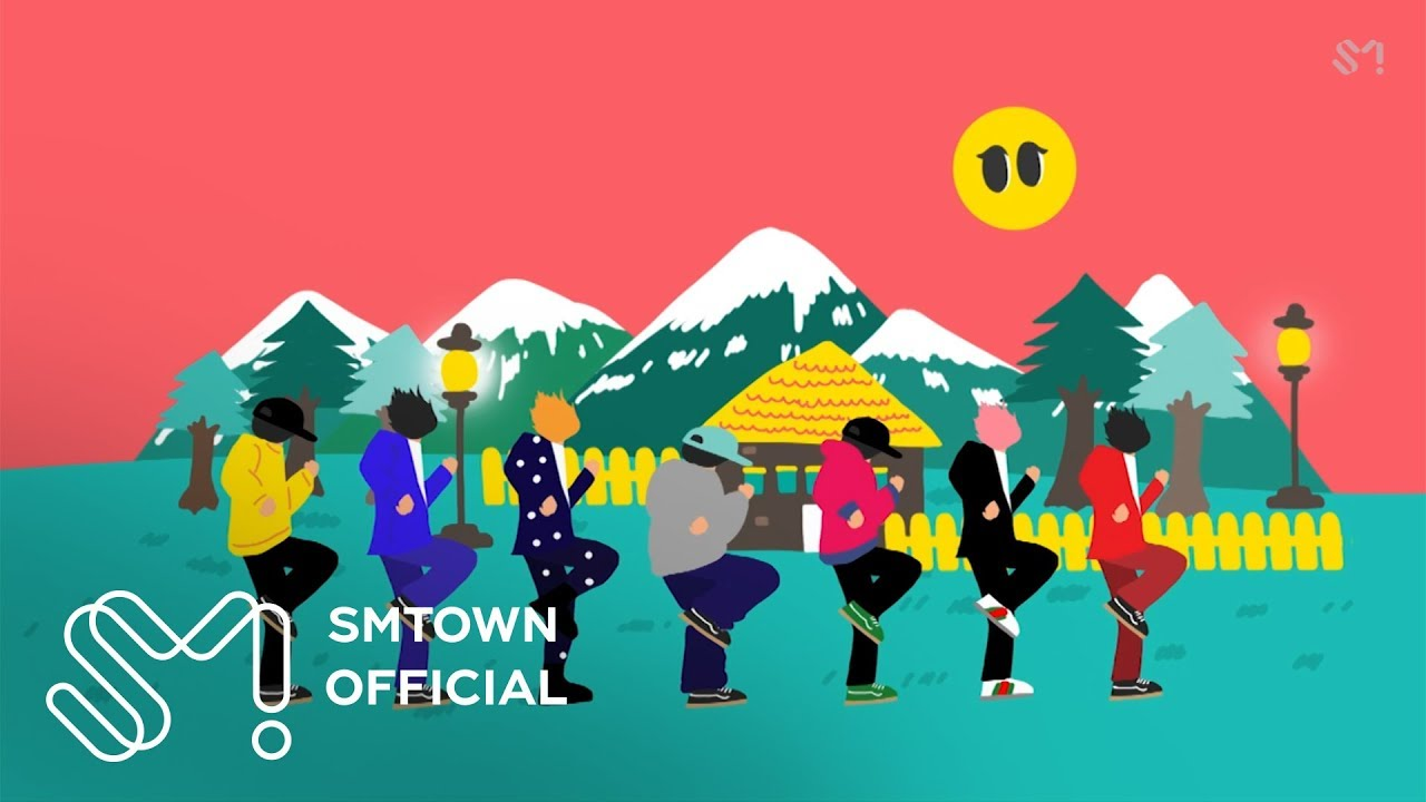 [STATION] SUPER JUNIOR 슈퍼주니어 'Super Duper' MV