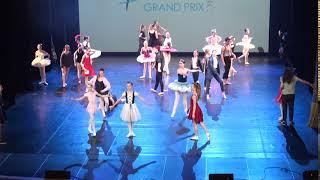 00290 Iesildīšanās II Starptautiskajā baleta konkursā ROYAL DANCE GRAND PRIX BALTIC 7.04.2019