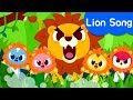 [Miniforce] Lion Song | Nursery rhymes | Animal Songs | Miniforce Kids Song