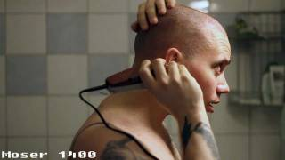 Small Moser 1400 hair clipper review (I like it).
