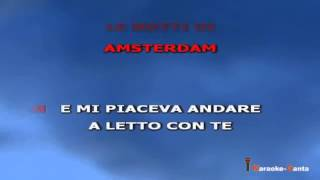 Download Annalisa Scarrone - L'ultimo addio  ( karaoke) MP3 song and Music Video