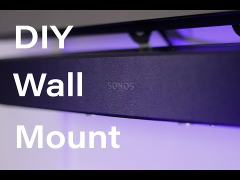 how-to-wall-mount-sonos-beam--diy