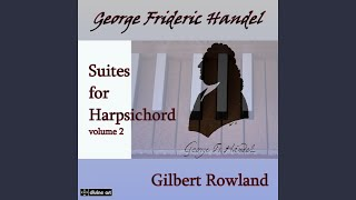 Keyboard Suite No. 4 (Set II) in D Minor, HWV 437: I. Prelude