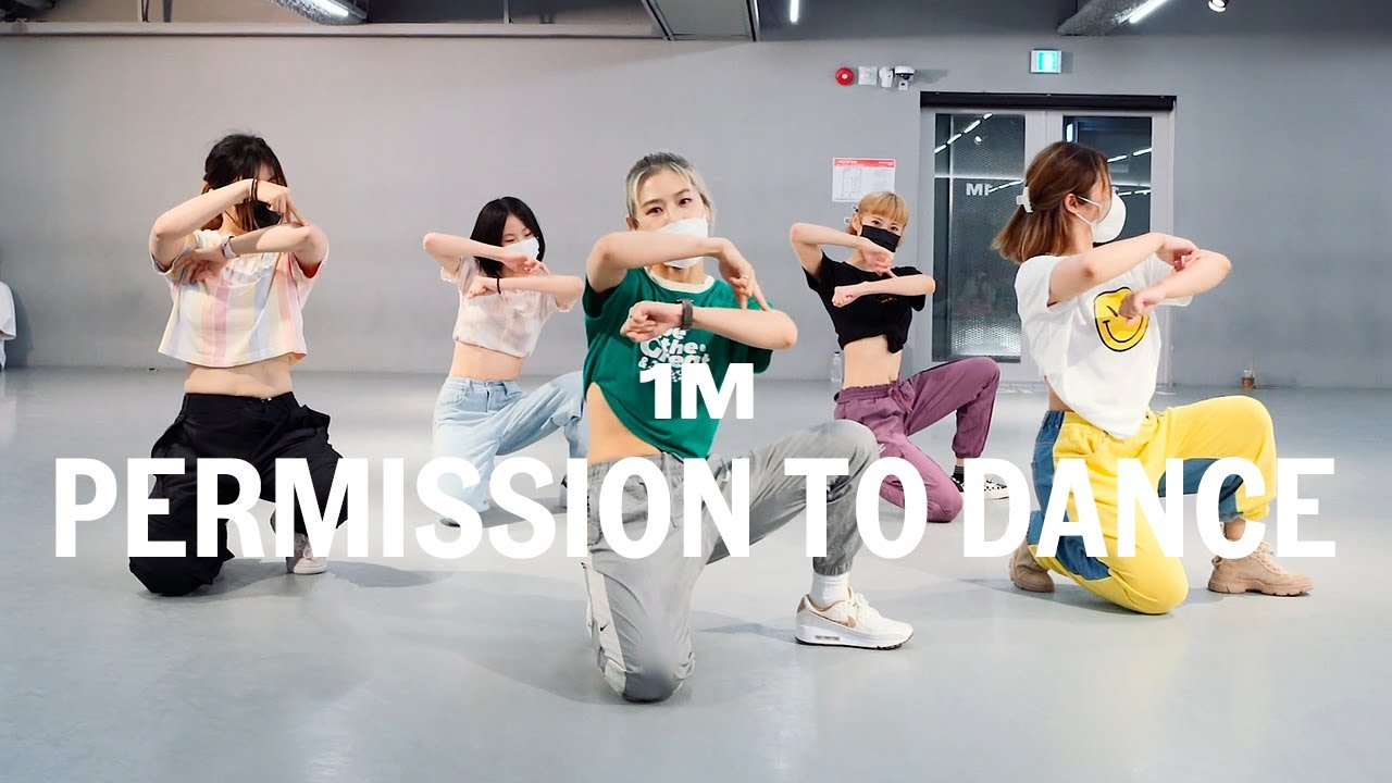BTS - Permission to Dance / Learner's Class