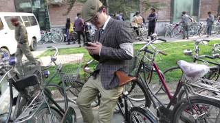 Beijing Cycling Stories - Vintage Ride