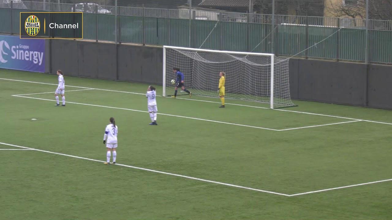 Hellas Verona-Atalanta Mozzanica 0-1