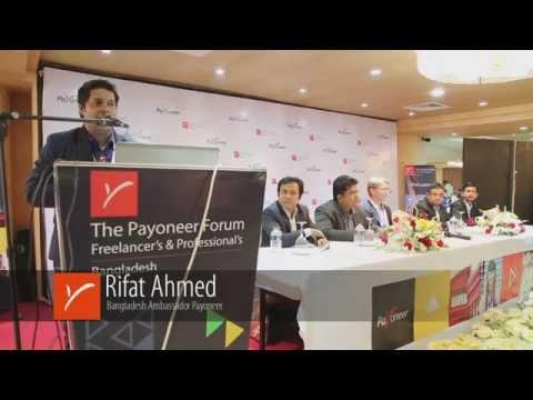 The Payoneer Forum 2014 - Dhaka, Bangladesh
