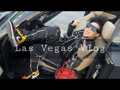 VLOG : Traveling to VEGAS with NO ID !