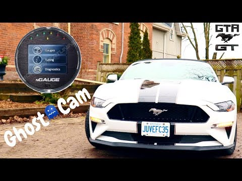 2019 Mustang GT Ghost Cam tune/Not for performance, but it is fun!