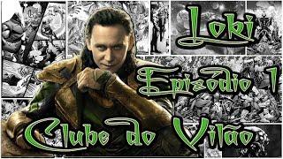 Loki Laufeyson - Clube do Vilão