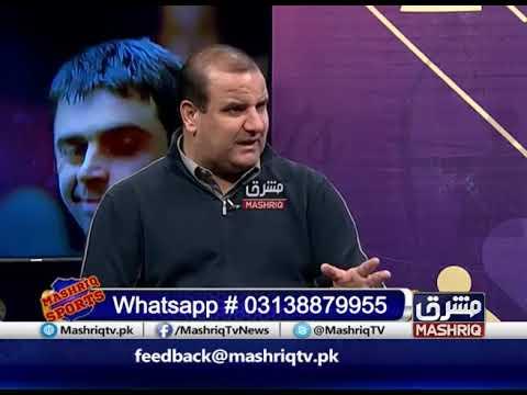 Live on Mashriq