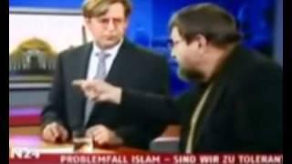 Friedmann, Udo Ulfkotte VS HadayatUllah Hübsch - Wie gefährlich ist Islam?