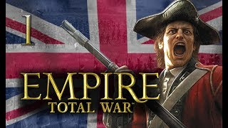 Empire: Total War World Domination Campaign #1 - Great Britain