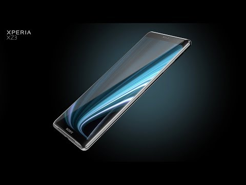Xperia XZ3 – See more. Hear more. Feel more.