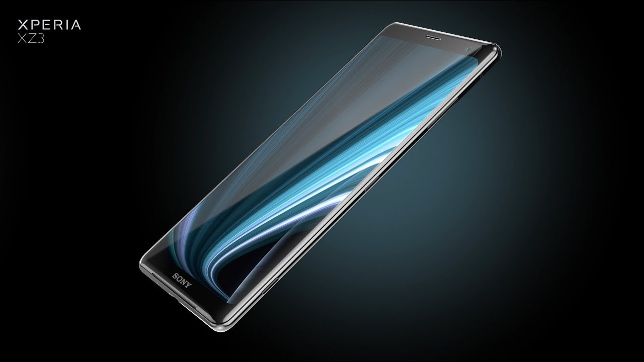 Sony Xperia XZ3 – Clove Technology
