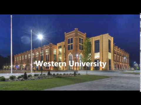 Western University in Canada