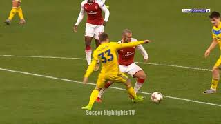 Download Video Arsenal vs BATE 6-0 All Goals and Highlights Europa League December 7 , 2017 MP3 3GP MP4