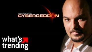 Join The Cybergeddon with Anthony Zuiker | WHAT'S TRENDING