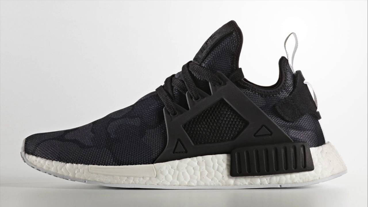 Titolo x Adidas NMD XR1Trail Review