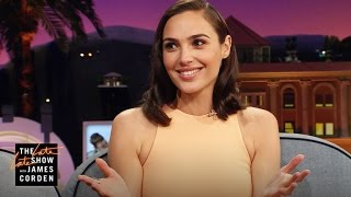 Gal Gadot Was Well-Trained Before Meeting Donald Trump