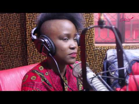 Naira Ali in studio with the Evening Rush | Interview