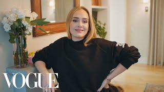 73* Questions With Adele | Vogue screenshot 3