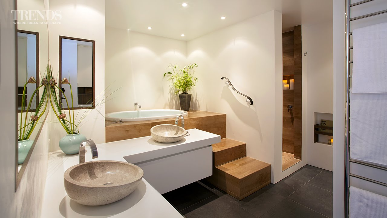 Nkba award winning bathroom and meditation space by leonie for Award winning bathroom designs