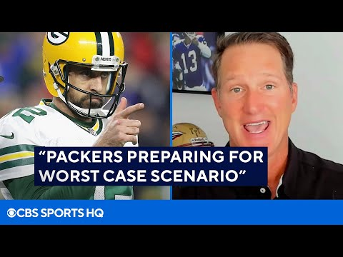 These Aaron Rodgers Top 3 Landing Spots Will SHOCK You  CBS Sports HQ