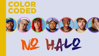 BROCKHAMPTON - NO HALO | Color Coded Lyrics [ENG]