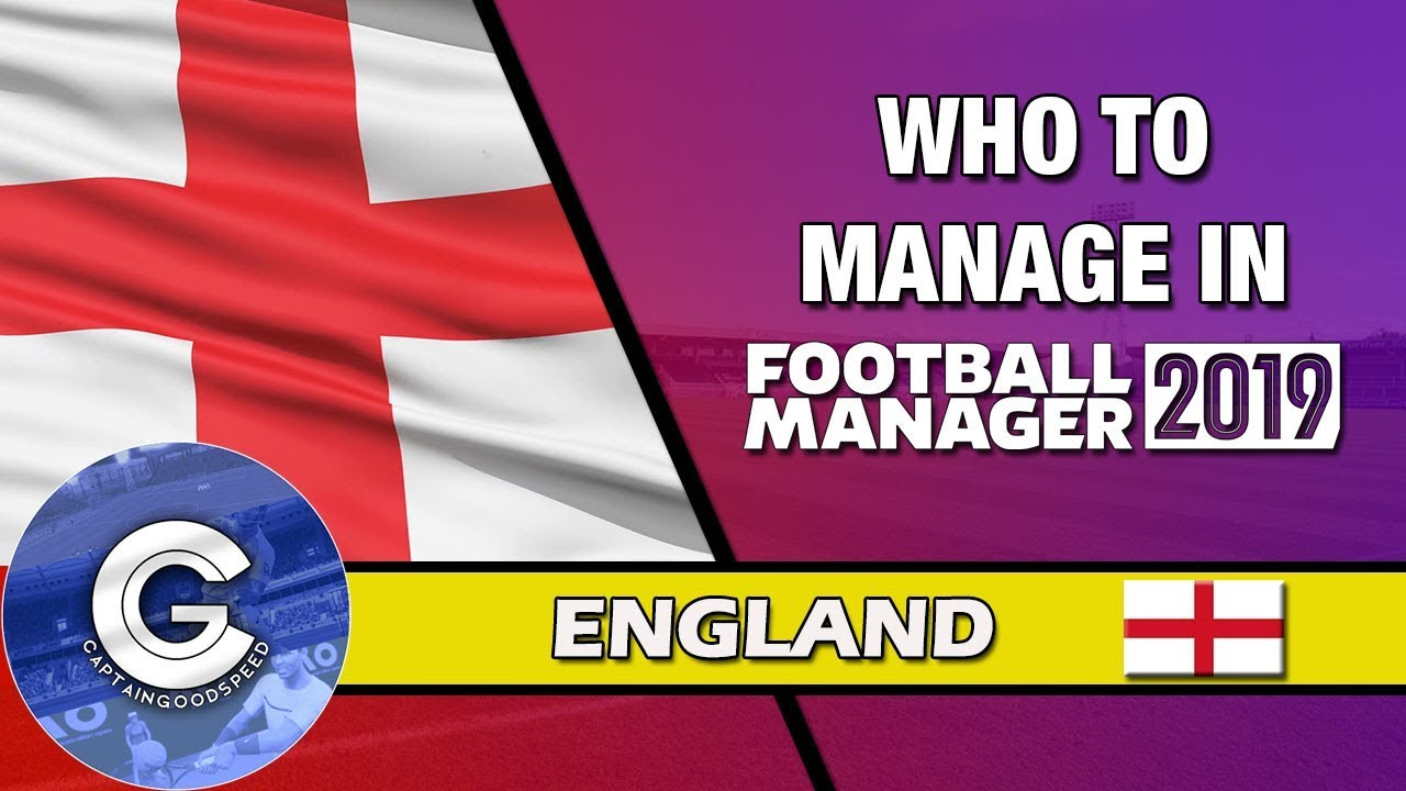 england football manager 2019