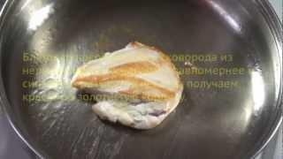Как правильно жарить на стальной сковороде.(, 2013-03-28T18:51:45.000Z)
