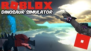 Roblox Dinosaur Simulator - New Updated Map Coming!! + Voiced War!