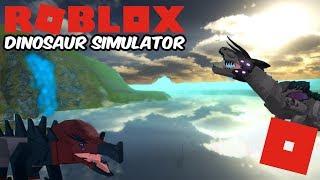 Roblox Dinosaur Simulator - New Updated Map Coming!! + Voiced War!