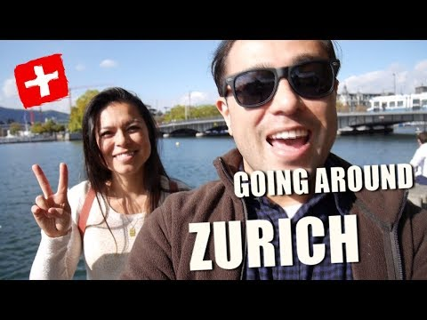 Zurich with my sister | My homeland as a tourist