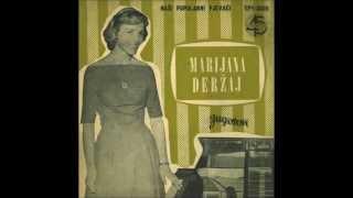 Marjana Deržaj - V Subotu Na Plesu