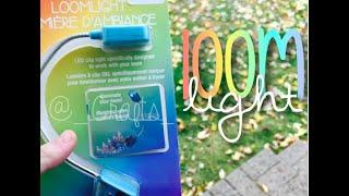 Rainbow Loom | Loom Light Review