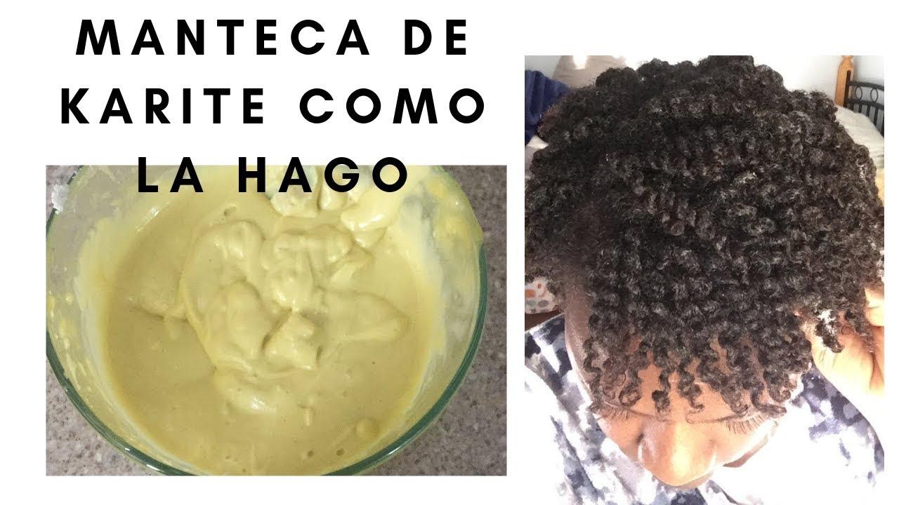 Mascarilla 3 En 1 Hidratación Anti Frizz Y Crecimiento Del Cabello Afro Manteca De Karite Youtube